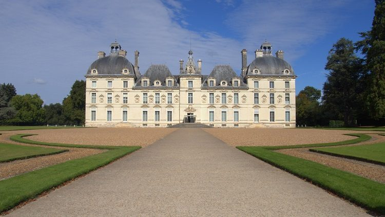 Cheverny Chateau. Fans of Tintin might recognise it as Marlinspike Hall.