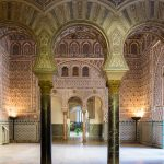 Seville's Alcázar is filled with endlessly beautiful and intricately decorated rooms.