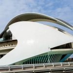 The Reina Sofia in Valencia's Art and Science City