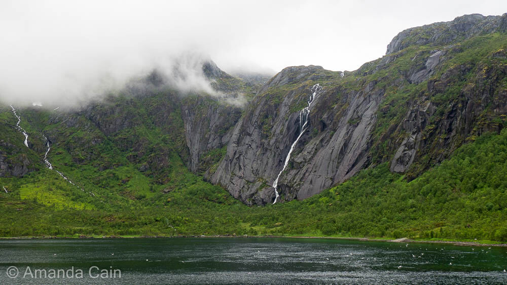 Norway's fjords are full of spectacular scenery.