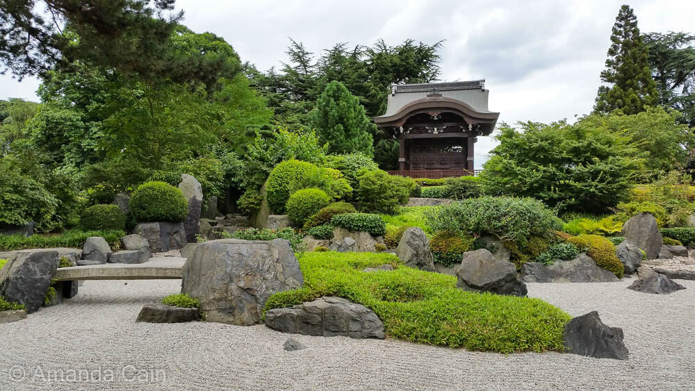 A touch of Japan in London's Kew Gardens.