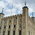 The White Tower (Tower of London), almost 1000 years old and still standing.